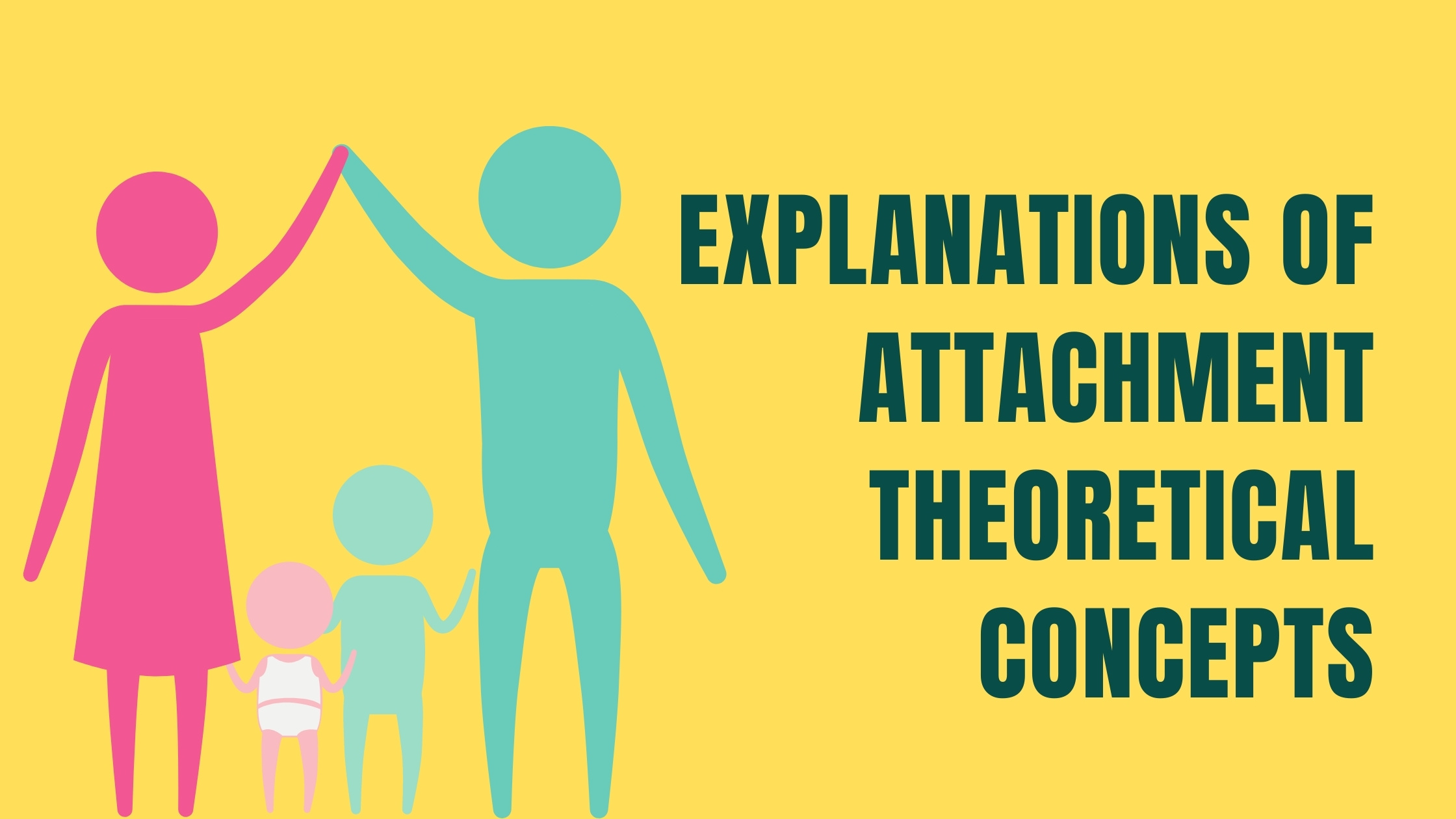 Explanations of Attachment Theoretical Concepts